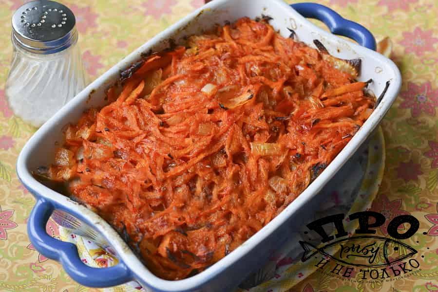 Бычки в духовке в томате — photo 2