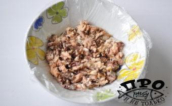 салат мимоза с сардинами