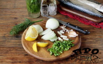 как вкусно запечь скумбрию в духовке