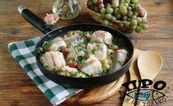 Как вкусно приготовить белую рыбу
