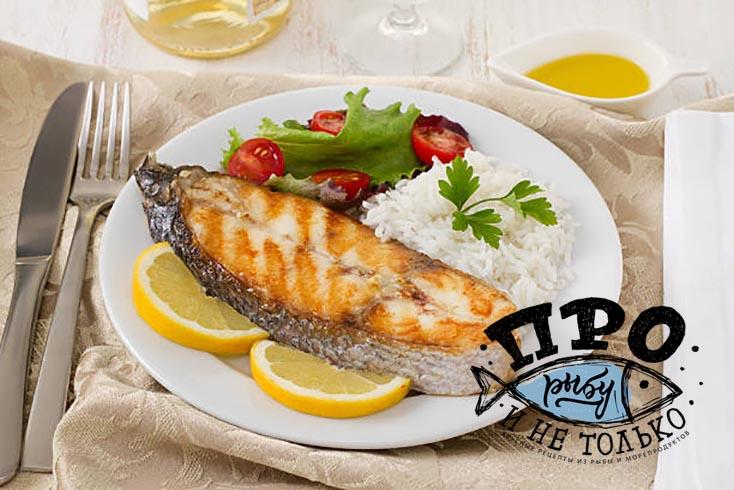 Жареная рыба соусы и гарниры к ним — 3