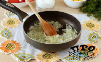 Новогодний салат Венок