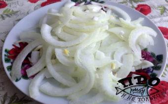 блюдо из хека