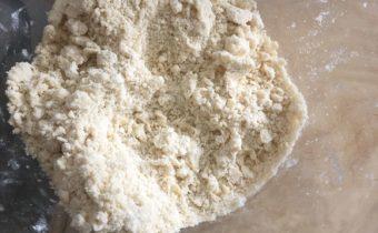 как приготовить киш с лососем и брокколи на песочном тесте